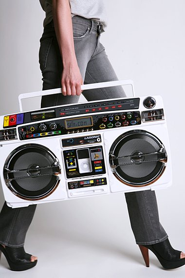 Logitech Squeezebox: Lasonic Boombox