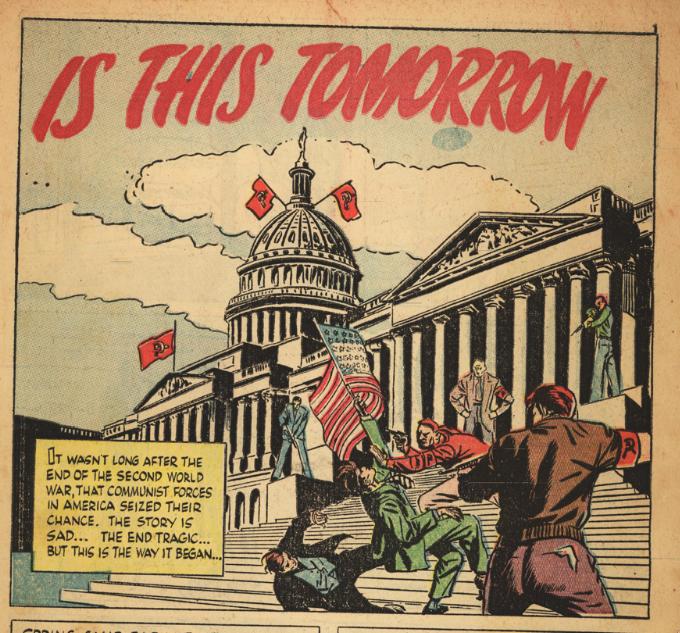Fredrik Stromberg – Comic Art Propaganda – A Graphic History – 3 ...