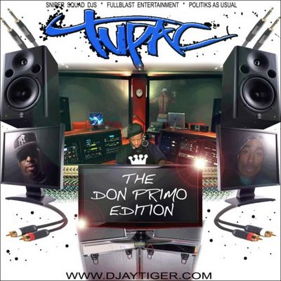 Audio] Tupac x DJ Premier – The Don Primo Edition
